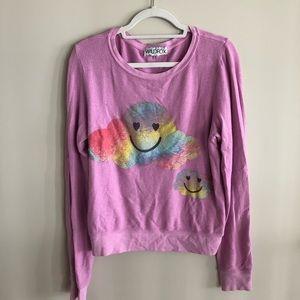 Wildfox Plush Sweatshirt